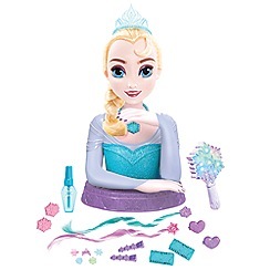 Disney Frozen - Deluxe Elsa Styling Head