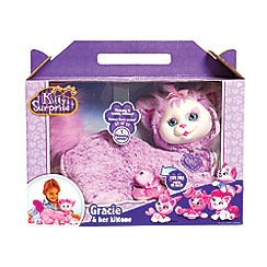 Flair - Kitty Surprise Plush - Gracie