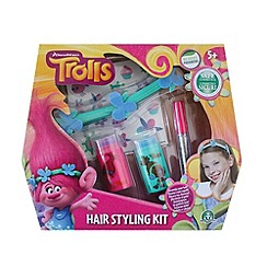 Trolls - Hair Styling Set