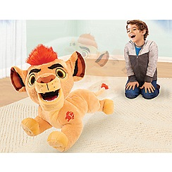 Disney The Lion Guard - Leap n Roar Animated Plush