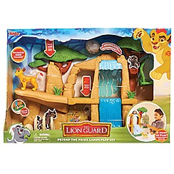 Disney The Lion Guard - Battle for the Pride Lands Play Set and Figure