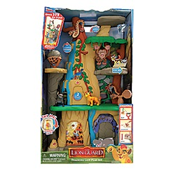 Disney The Lion Guard - Training Lair Play Set and 2 Figures