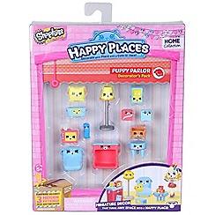 Shopkins - Happy Places Decorator Pack - Puppy Parlour