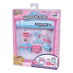 Shopkins - Happy Places Decorator Pack - Bear Bedroom