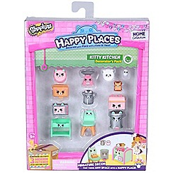 Shopkins - Happy Places Decorator Pack - Kitty Kitchen
