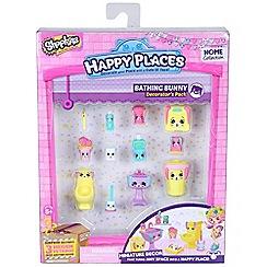 Shopkins - Happy Places Decorator Pack - Bunny Bathroom