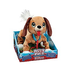 Flair - Peppy Puppy - Brown Dog
