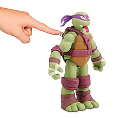 Teenage Mutant Ninja Turtles - Action Figure Tongue Popping Donnie