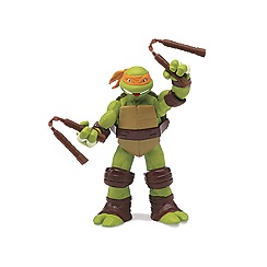 Teenage Mutant Ninja Turtles - Action Figure Tongue Popping Mikey