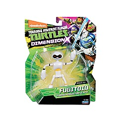Teenage Mutant Ninja Turtles - Action Figure Dimension X Fugatoid