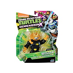Teenage Mutant Ninja Turtles - Action Figure Dimension X Mozar