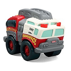 Tonka - Wobble Wheels Fire Engine