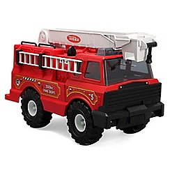 Tonka - Steel Fire Truck