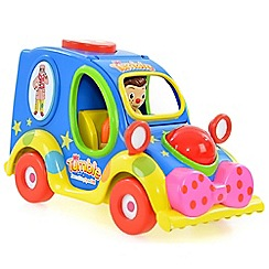 Cbeebies - Mr Tumble's fun sounds musical car