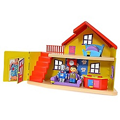 Cbeebies - Justin's house playset