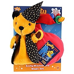 Golden Bear - Sooty's mischief and magic set