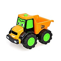 My 1st JCB - Big wheeler Doug