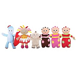 In the Night Garden - Bumper Soft Toy Pack