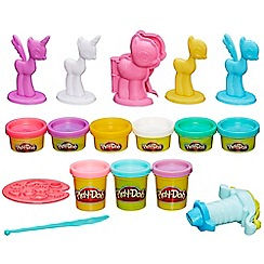 Play-Doh - My Little Pony Make n Style Ponies