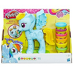 Play-Doh - My Little Pony Rainbow Dash Style Salon Playset