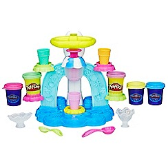 Play-Doh - Sweet Shoppe Swirl and Scoop Ice Cream Playset