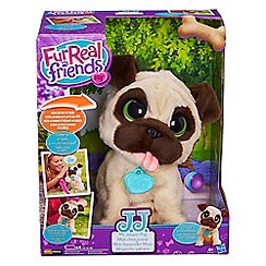 FurReal Friends - JJ, My Jumpin Pug Pet