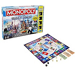 Monopoly - Here and Now World Edition Game