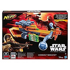 Star Wars - Nerf Episode VII Chewbacca Bowcaster