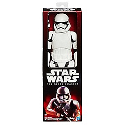 Star Wars - The Force Awakens 12-inch First Order Stormtrooper