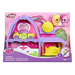 My Little Pony - Playskool Friends Applejack Activity Barn