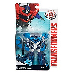 Transformers - Robots in Disguise Blizzard Strike Optimus Prime