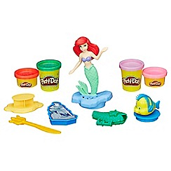 Play-Doh - Ariel and Undersea Friends Featuring Disney Princess