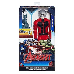 The Avengers - Titan Hero Series Ant-Man With Gear
