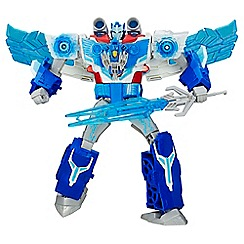 Transformers - Robots in Disguise Power Surge Optimus Prime and Aerobolt