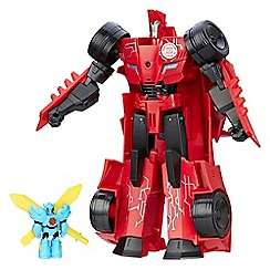 Transformers - Robots in Disguise Power Surge Sideswipe and Windstrike