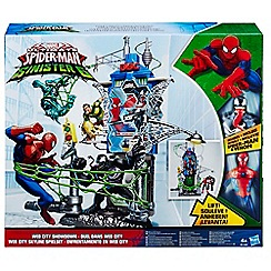 Spider-man - Web City Showdown Play Set