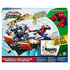 Spider-man - Rhino Rampage Play Set
