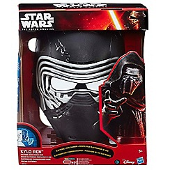 Star Wars - The Force Awakens Kylo Ren Electronic Voice Changer Mask