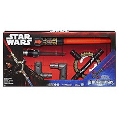 Star Wars - BladeBuilders Spin-Action Lightsaber