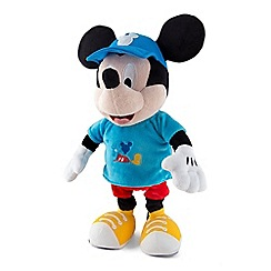 iMC Toys - Mickey Interactive Soft Toy