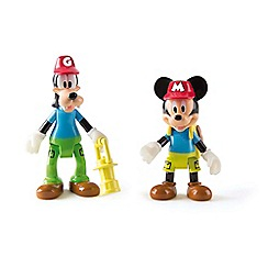 Mickey Mouse Clubhouse - Mickey and Goofy Figures - 181878
