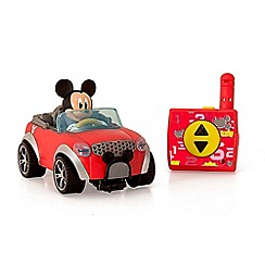 Mickey Mouse Clubhouse - Mickey Fun RC Car - 181953