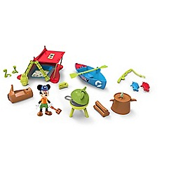 Mickey Mouse Clubhouse - Mickey Camp Set - 182042