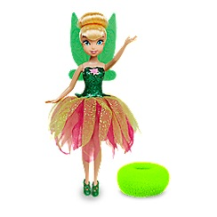Disney Fairies - Tink Bunology Hair Play Doll