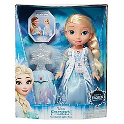 Disney Frozen - Northern Lights Singing Elsa Doll