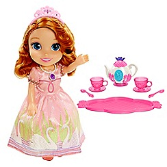 Disney Sofia the First - 12' Doll and Accessories