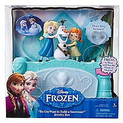 Disney Frozen - Do You Want To Build a Snowman Jewellery Box