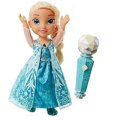 Disney Frozen - Sing A Long Elsa Doll