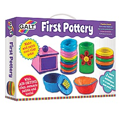 Galt - First Pottery