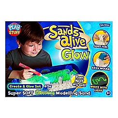 John Adams - Sands Alive Glow in the Dark Create and Glow Set